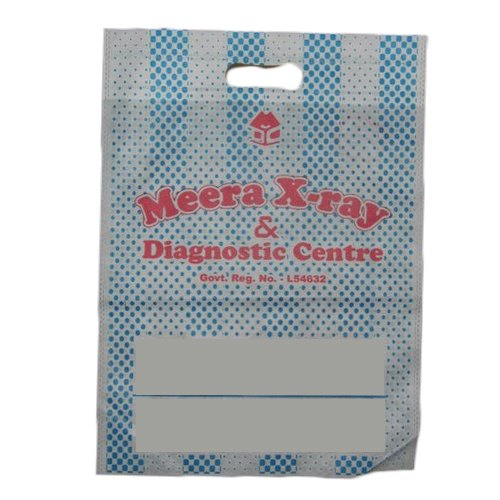 Non Woven Promotional D Cut Bag, Capacity: 3 kg