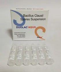 Bacillus clausii Spores Suspension