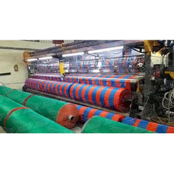 Decoration Shade Net Machine