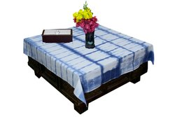 Handmade Dining Table Covers Shibori Tie Dyed Table Tops