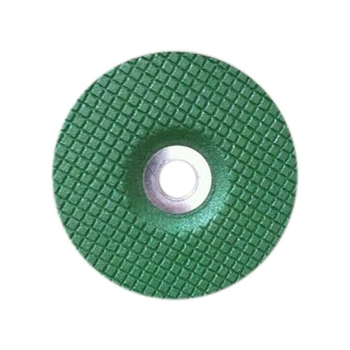 Silicon Carbide Green Round Grinding Wheels