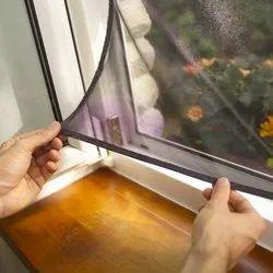 Window Velcro Net
