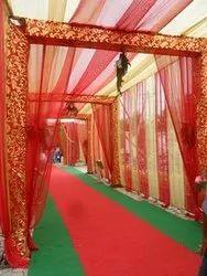 Wedding Main Door Decoration Service