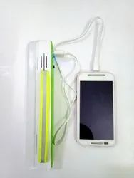 Suntech Plastic Rechargeable Emergency Light With Power Bank, Battery Type: Lithium Ion, Capacity: Up to 4999 mAh