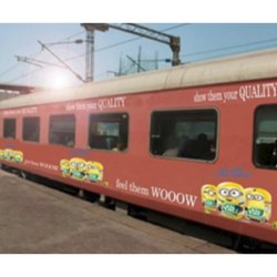 Train Advertising Services
