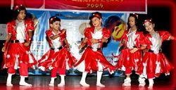 Theme Dance Choreographer