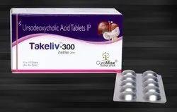 Ursodeoxycholic Acid 300 mg for Clinical, Hospital