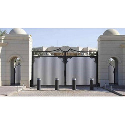 High Security Bollard Perimeter Control Systems