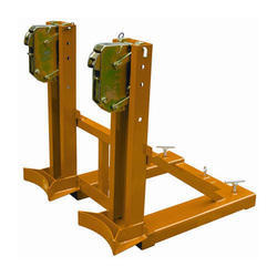 Double Drum Claw Forklift Attachment