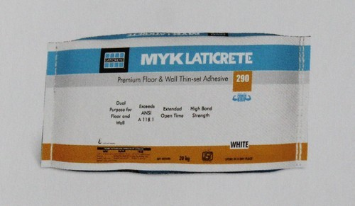 Myk Laticrete 290 Grey Tiles Adhesive Normal And Tile On Tile Rs
