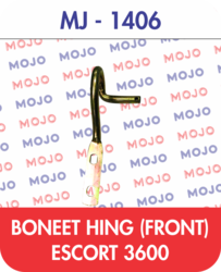 Iron Golden Bonnet Hinge Front Escort 335