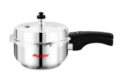 Master Stainless Steel Pressure Cooker, For Home