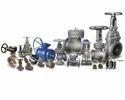 Stainless Steel Industrial Valves