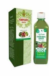 Axiom Ayurveda Jeevan Ras Yoni Pushpa Herbal Juice