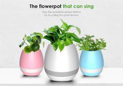 Smart Music Flowerpot
