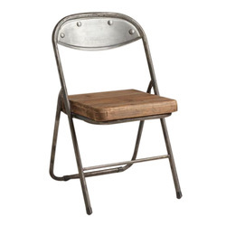Metal Folding Chair At Best Price In India