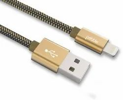 Pebble Gold 2 m Lightning USB Cable