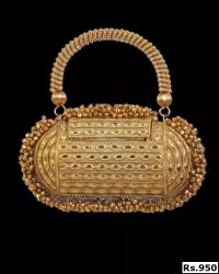 Beautiful & Designer Metal Clutch Bags