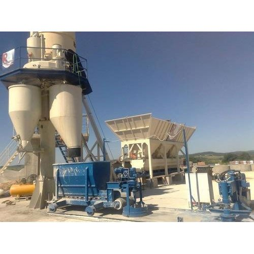 Kappa Rousmenis Fully Automatic Industrial Concrete Batching Plant