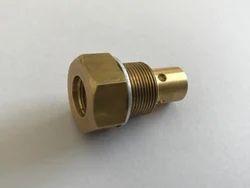 Brass CNG Ferrule & Nut