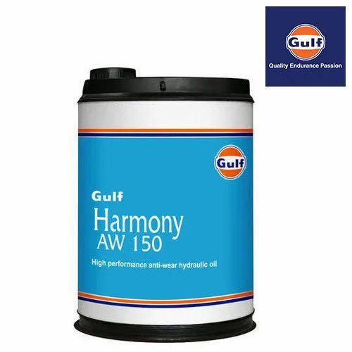 Hydraulic Multipurpose Lubricating Oils - Gulf Harmony AW Plus 68