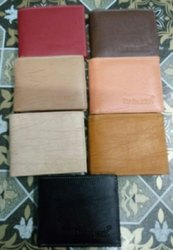 Pu leather wallet's