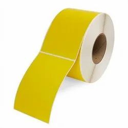 Coloured Polyester Labels