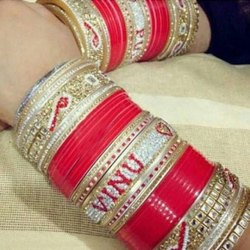 Name Bangle Bracelets and Chura