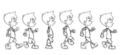 2D Flash Animation