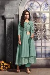 Pr Fashion Launched Designer Readymade Indo-Western Kurti