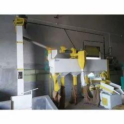 Bajra Cleaning Machine