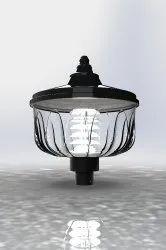 Integral Decorative Roadway Luminaire