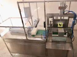Pneumatic Paneer Cutting Machine