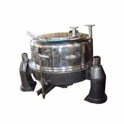 Stainless Steel Discharge Centrifuge Machine