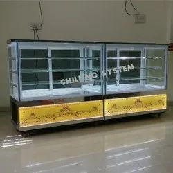 SS Cakes Display Counter