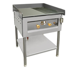 SS Commercial Griddle Plate