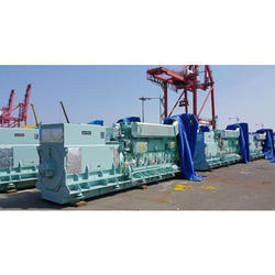Used Hyundia HFO Generators