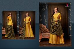 Zubeda Lajaree Series 15201-15205 Stylish Party Wear Silk Suit