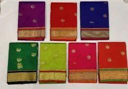 Paithani Kurti Material, Size: 2.5 Meters