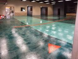 Protective Floor Coating