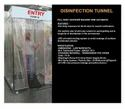 Body Sanitization and Disinfection Tunnel