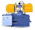 BDC-1500-M Semi Automatic Double Column Band Saw Machine