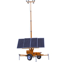 Mobile Solar Lighting tower