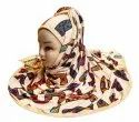 Women Printed Jersey Stretchable Scarf Hijab