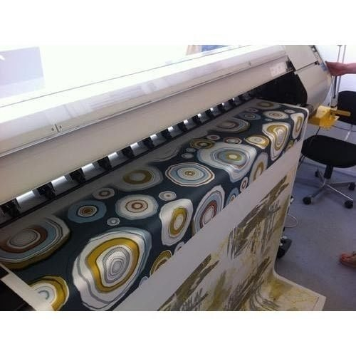 Cotton Digital Printer Digital Textile Printing Machine, Automation Grade: Automatic