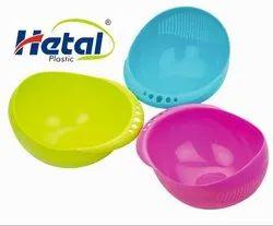 Plastic Rice Bowl