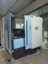 CNC Wire EDM Machine- AGIE CUT Evolution BC2