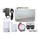 Wireless GSM Dual-Band Alarm System Set