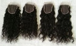 100% Temple Indian Human Lace Closure Whole Sale Hair King Review