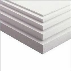 White Rectangular Thermocol Insulation Sheet, Thickness: 5 - 10 Mm